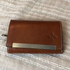 NWOT Patricia Nash Leather Wallet